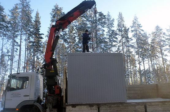 блочно модульная станция очистки воды