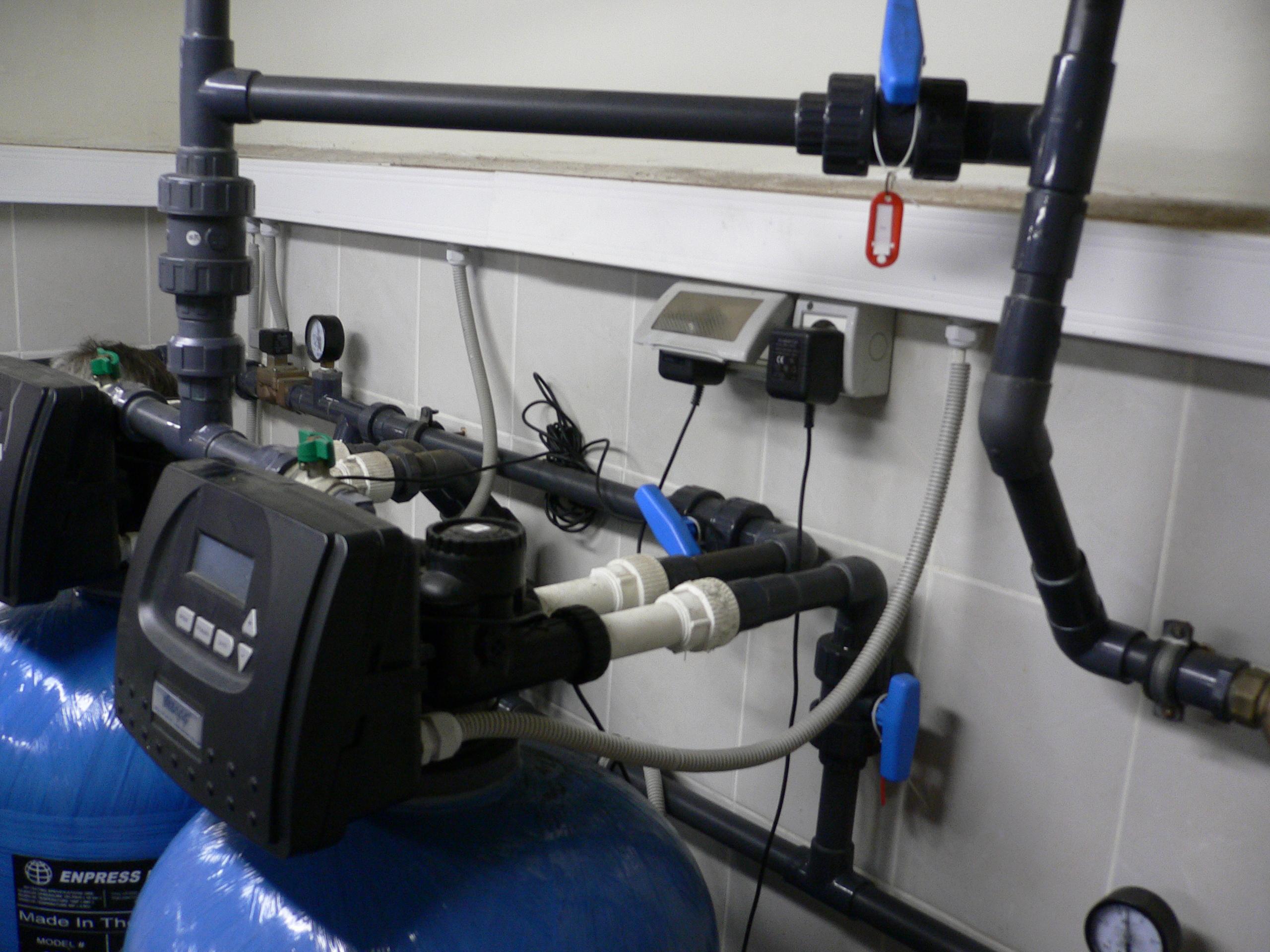 водоподготовка промышленных предприятий