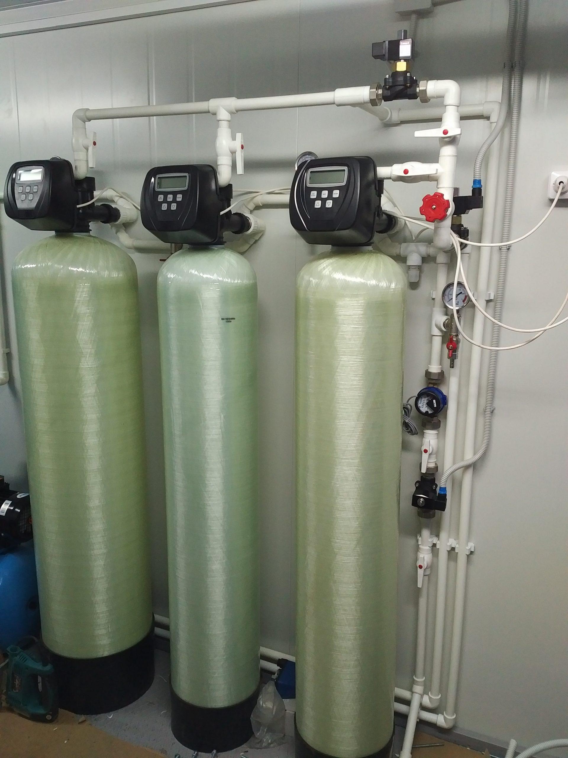 тех обслуживание систем водоочистки в спб